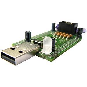 USB programming adapter for the NIBO2 robot NICAI SYSTEMS UCOM-IR2