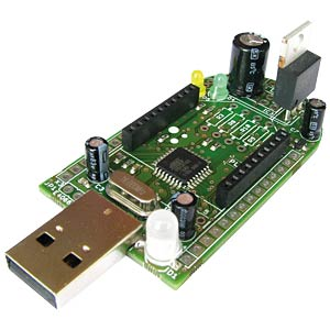 USB-XBEE adapter PCB kit NICAI SYSTEMS UCOM-XBEE