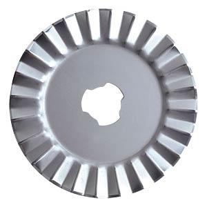 Rollklinge Ø45 mm - Zickzack FISKARS 1003735