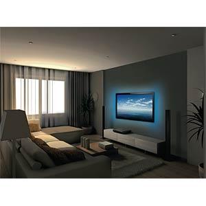 TV-LED Stimmungslicht KÖNIG KNM-ML2RGBD