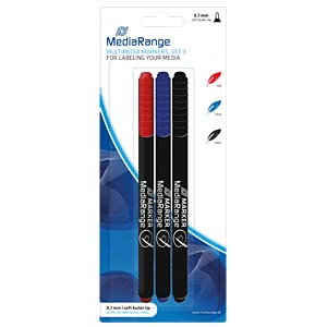 Multimedia markers MEDIARANGE MR701