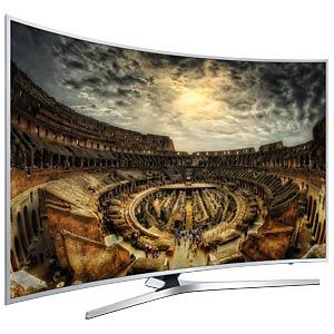 Hospitality Display, Hotel-TV, 140 cm, EEK A SAMSUNG HG55EE890WBXEN