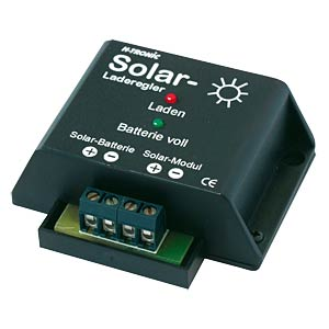 Solar charge controller, 53 W H-TRONIC