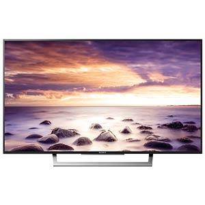 Fernseher, 123cm/49, UHD, EEK A SONY KD49XD8305BAEP