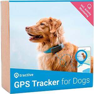TRACTIVE TRDOG1 - GPS Tracker für Hunde/ Tractive dog set