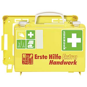 Erste Hilfe extra, HANDWERK QUICK-CD, gelb SÖHNGEN 0320125