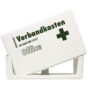 Office Verbandkasten DIN 13157, inkl Wandhalterung SÖHNGEN 3003056
