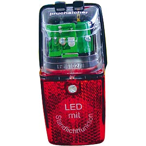 Bicycle LED rear light for mudguard FILMER 40053
