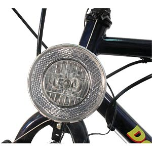 Bicycle halogen headlight, silver FILMER 40091
