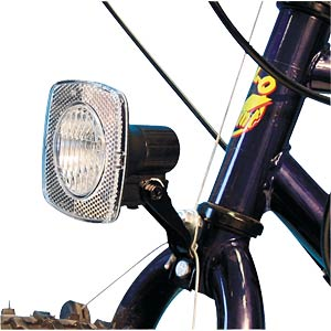 Bicycle halogen headlight, 10 lux FILMER 40101