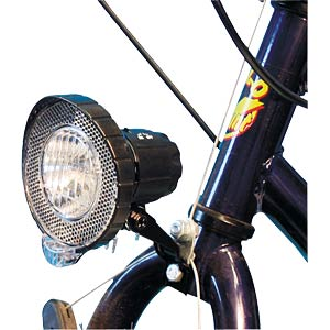 Bicycle halogen headlight, 10 lux, stationary light FILMER 40102