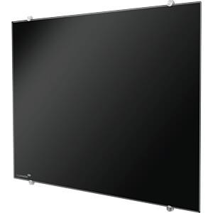 Glasschreibtafel, 60x 80 cm, schwarz LEGAMASTER 7-104643