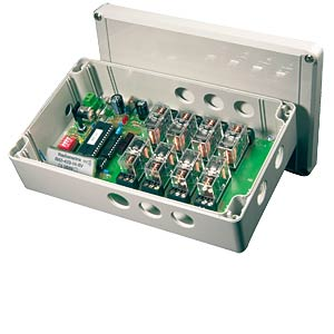 Empfänger für 8-Kanal UHF-Funkfernsteuerung H-TRONIC 1618202