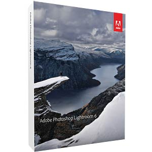 Adobe Photoshop Lightroom 6 ADOBE 65237586