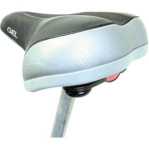 Bicycle gel saddle, touring and CTB FILMER 47048