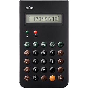 BRAUN 66030 - Taschenrechner