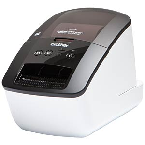 Label printer / USB / WLAN BROTHER QL710WZG1
