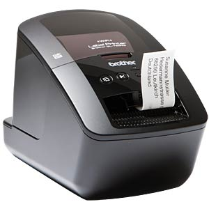 Brother label printer / LAN / WIFI BROTHER QL720NW