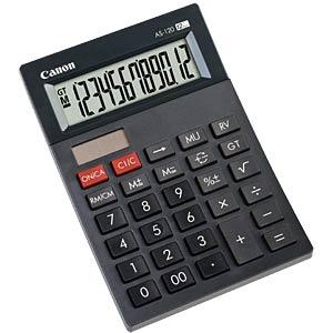 Mini-Tischrechner, schwarz CANON 4582B001A
