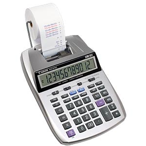 Calculator with print function CANON 2495B001