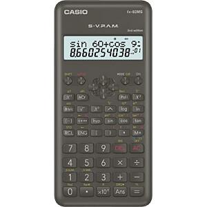 CASIO FX82MS - Wissenschaftlicher Rechner
