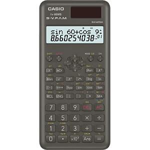 CASIO FX85MS - Wissenschaftlicher Schulrechner