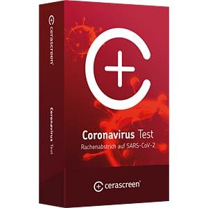 CERASCREEN PCR - Coronavirus PCR Test