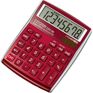 Calculator CITIZEN SYSTEMS CDC-80 RD