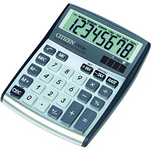 Calculator CITIZEN SYSTEMS CDC-80 WB