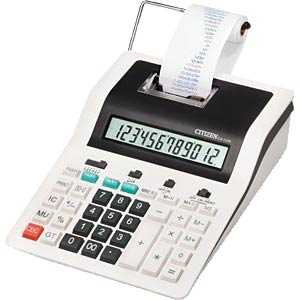 Calculator CITIZEN SYSTEMS CX-123 N