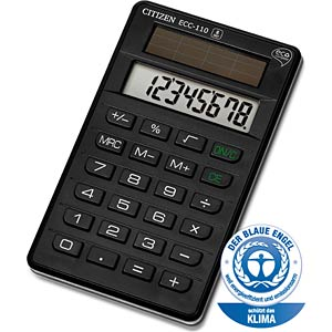 Calculator CITIZEN SYSTEMS ECC-110