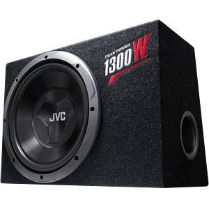 Subwoofer-Bassbox/ 30 cm Woofer JVC CS-BW120