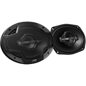15 x 23-cm 4-way coaxial speakers JVC CS-HX6949