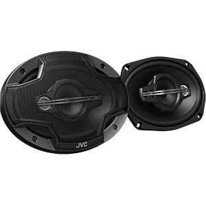 15 x 23-cm 5-way coaxial speakers JVC CS-HX6959
