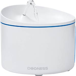 DOGNESS D06WH - Wasserspender für Haustiere