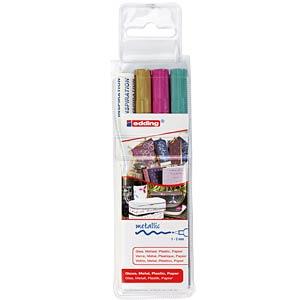 Gloss marker set EDDING 4-751-3999