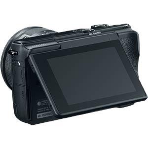 Canon Systemkamera / 18MP / schwarz CANON 0584C012AA