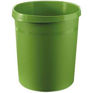 Kosz na śmieci, 18 litrów, zielony HAN 18190-05
