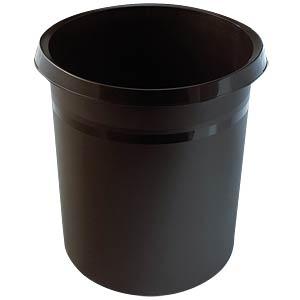 Papierkorb 18 Liter, braun HAN 18190-08