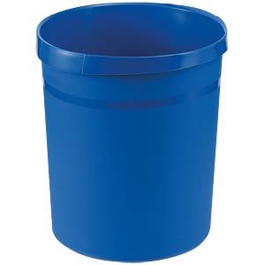Papierkorb 18 Liter, blau HAN 18190-14