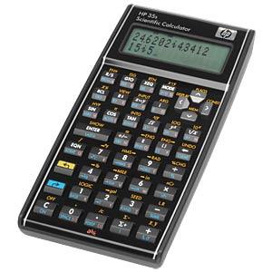 Wissenschaftlichen RPN-Taschenrechner HEWLETT PACKARD F2215AA