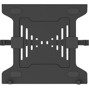 Notebook-Halterung VESA-Adapter für Monitorständer ICYBOX IB-MSA101-LH