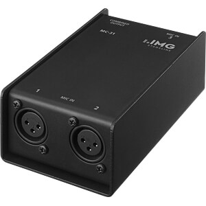 IMG MC-31 - 3-fach-Mikrofon-Combiner