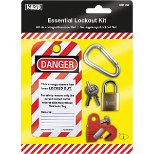 Essential Lockout Kit KASP K81100