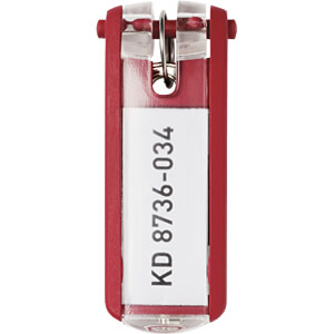 DURABLE 195703 - Schlüsselanhänger Key Clip