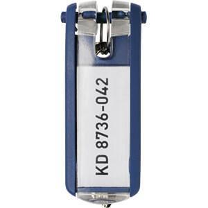 DURABLE 195707 - Schlüsselanhänger Key Clip
