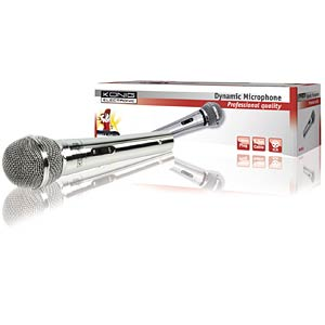 dynamisches Mikrofon KÖNIG KN-MIC45