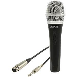 dynamisches Mikrofon KÖNIG KN-MIC50
