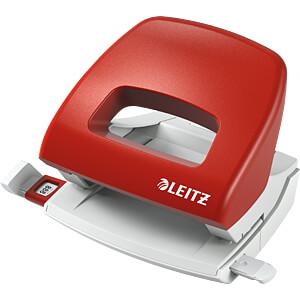Bürolocher, bis zu 16 Blatt, rot LEITZ 50380025