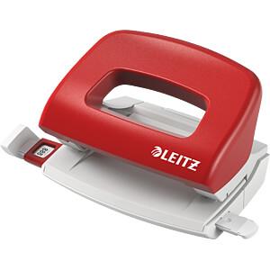 Bürolocher, bis zu 10 Batt, rot LEITZ 50580025